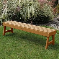 highwood Weatherly 5 Ft. Picnic Bench