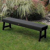 highwood Weatherly 4 Ft. Picnic Bench