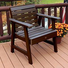 highwood Weatherly Garden Chair