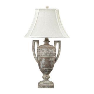 Dimond Greek Key LED Table Lamp