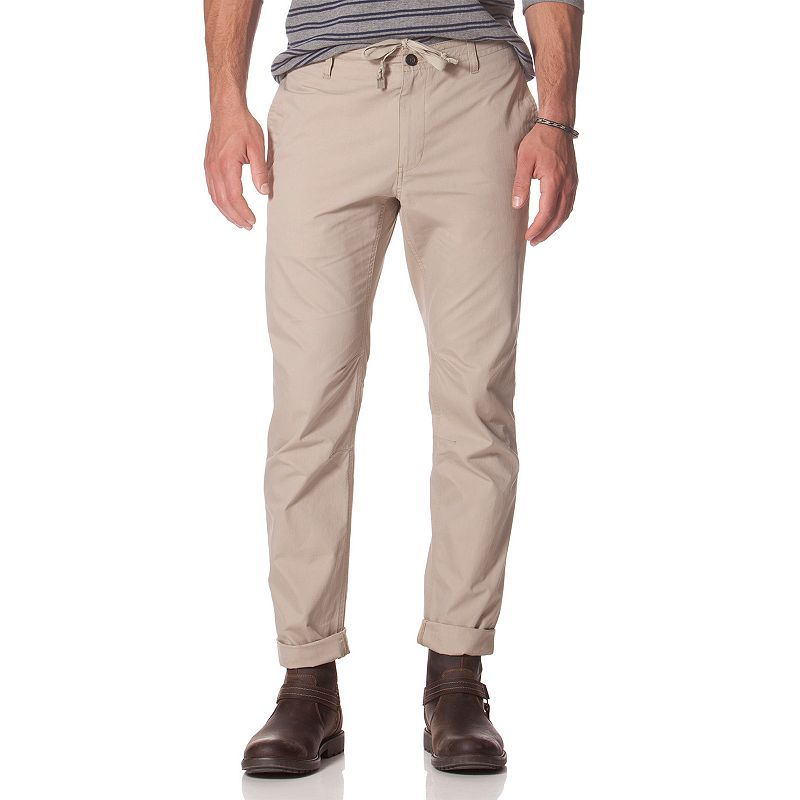 Big & Tall Chaps Branford Sraight-Fit Cargo Pants