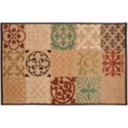 Artisan Weaver Burns Patchwork Indoor Outdoor Rug