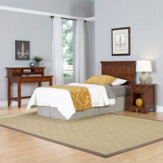 Home Styles 3-piece Chesapeake Twin Bedroom Set