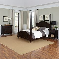 Home Styles Bermuda 3-piece Bedroom Set