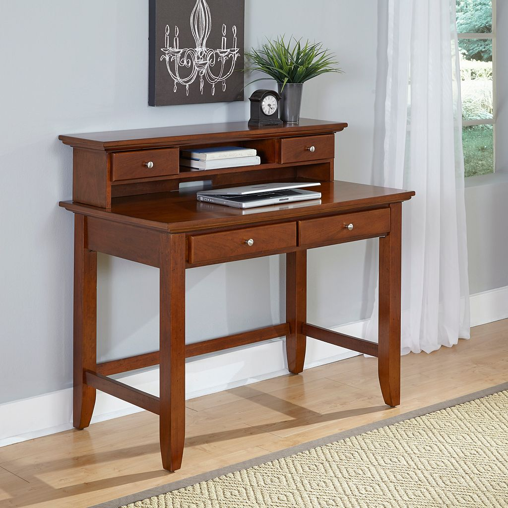 Home Styles Chesapeake Student Desk and Hutch