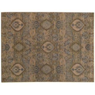 StyleHaven Legacy Traditional Floral Ikat Wool Rug - 9'10'' x 12'10''