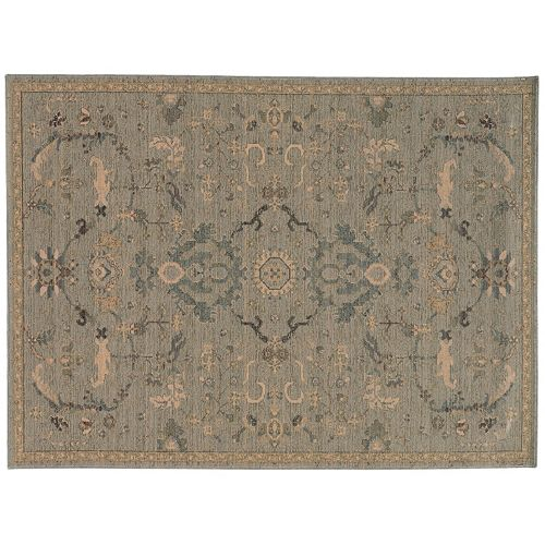 StyleHaven Legacy Traditional Faded Persian Wool Rug - 9'10'' x 12'10''