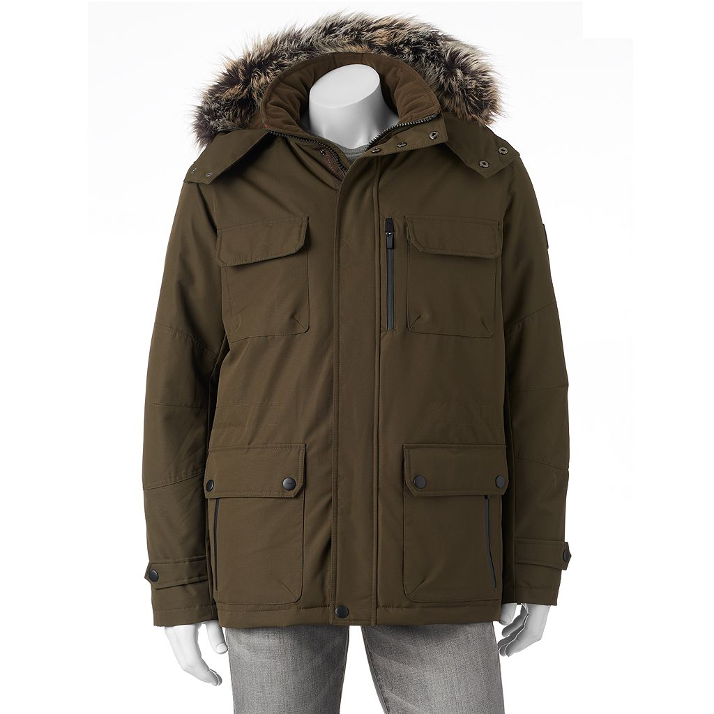 Men's Towne Down Snorkel Parka