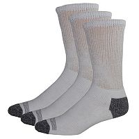 Men's Dockers® 3-Pack Non-Binding Casual Crew Socks