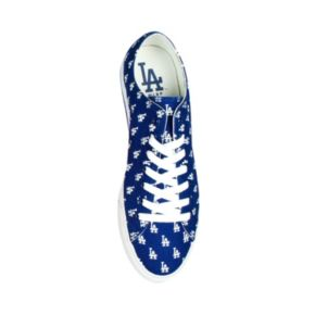 Adult Row One Los Angeles Dodgers Victory Sneakers