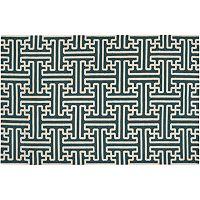 Artisan Weaver Cedar Reversible Wool Rug