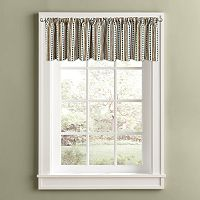 Colordrift Pine Stripe Valance - 60'' x 14''