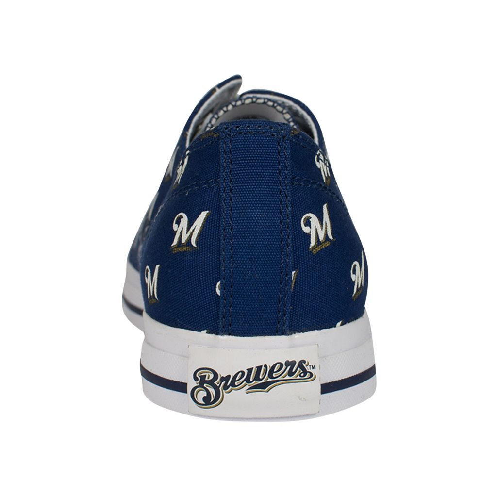 Adult Row One Milwaukee Brewers Victory Sneakers