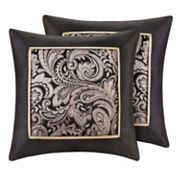 Madison Park Wellington Jacquard 2 pc Throw Pillow Set