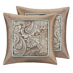 Madison Park Whitman Jacquard 2-piece Throw Pillow Set