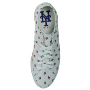 Adult Row One New York Mets Victory Sneakers