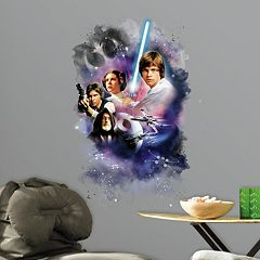 Star Wars Peel and Stick Wall Decal