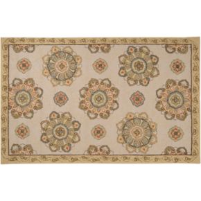 Artisan Weaver Chappell Medallion Indoor Outdoor Rug