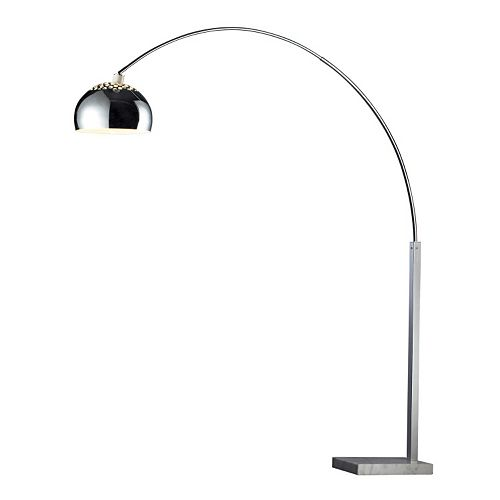Dimond Penbrook Arc LED Floor Lamp