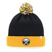 Youth '47 Brand Buffalo Sabres Dunston Knit Beanie