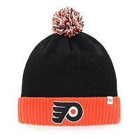 Youth '47 Brand Philadelphia Flyers Dunston Knit Beanie