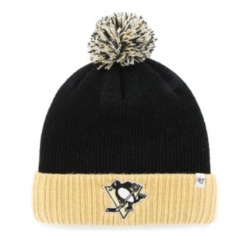 Youth '47 Brand Pittsburgh Penguins Dunston Knit Beanie