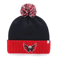 Youth '47 Brand Washington Capitals Dunston Knit Beanie