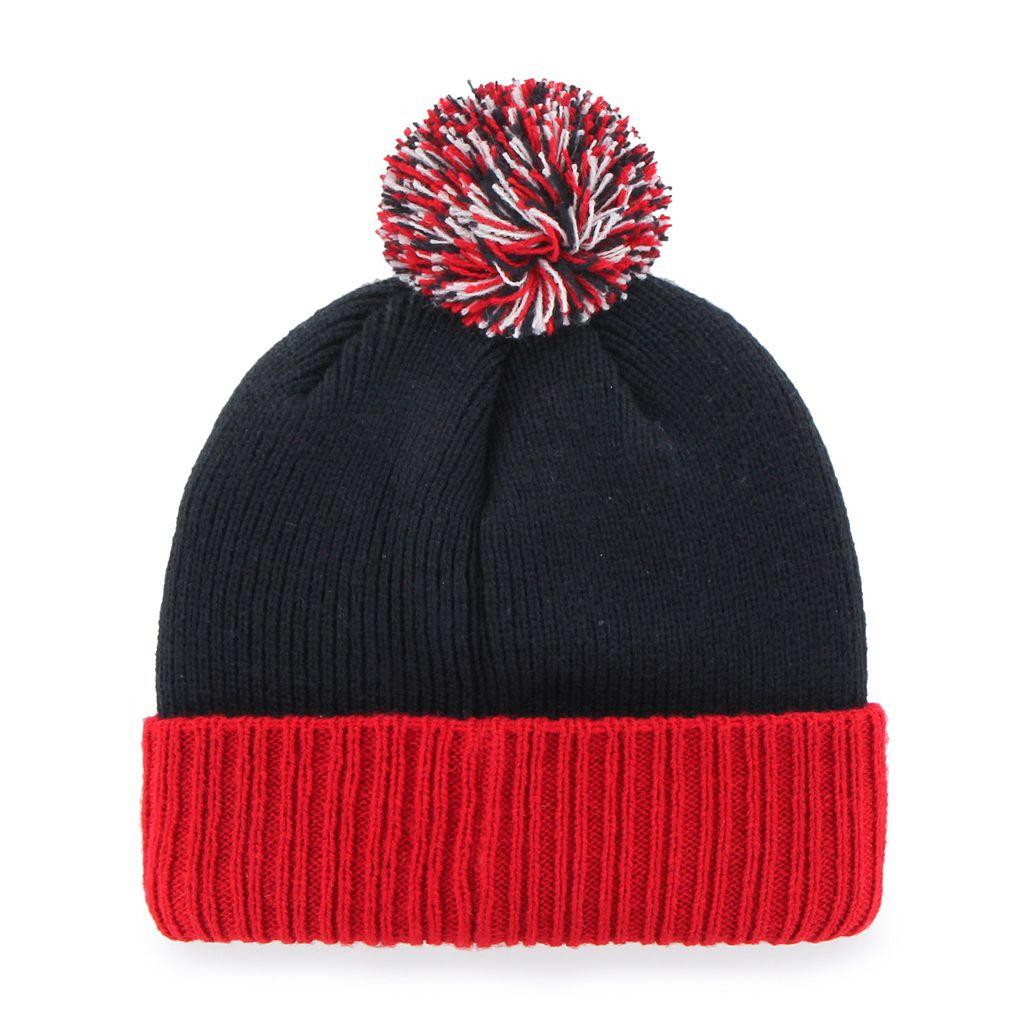 Youth '47 Brand Washington Capitals Dunston Knit Beanie