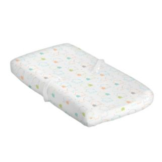 Breathable Baby Mommy & Me Changing Pad Cover