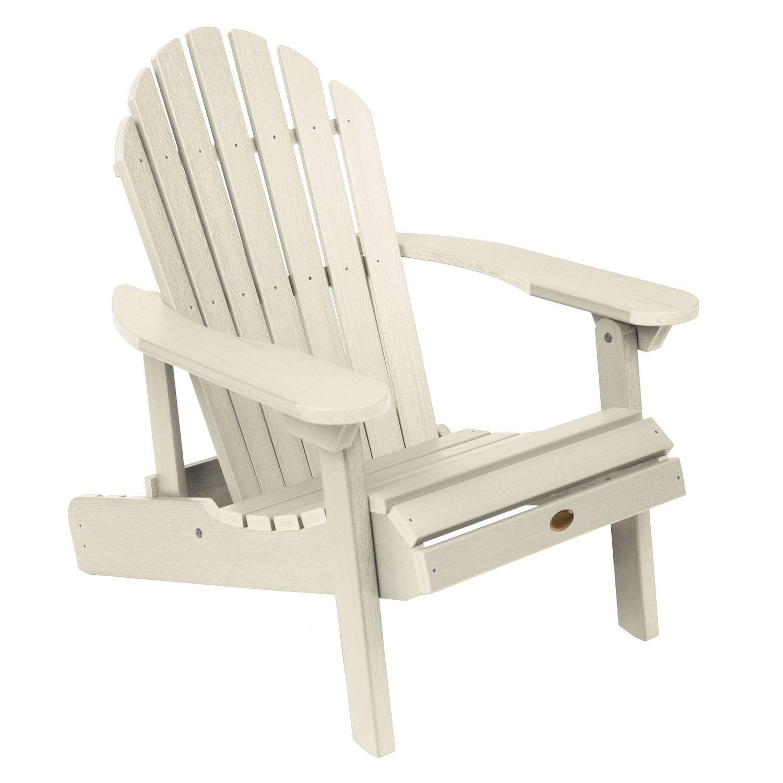 Highwood Hamilton Folding U0026 Reclining Adirondack Chair
