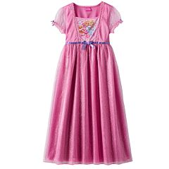 Disney Princess Palace Pets Cinderella & Aurora Dress-Up Nightgown - Girls 4-10