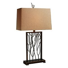 Dimond Belvior Park 3-Way LED Table Lamp