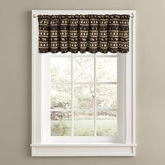 Colordrift Forest Friends Window Valance - 60'' x 14''