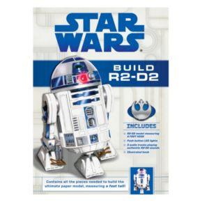 Star Wars Build R2-D2 Deluxe Papermodel Kit