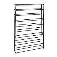 Richards Homewares 50-Pair Shoe Rack
