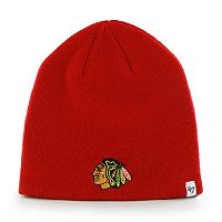 Adult '47 Brand Chicago Blackhawks Knit Beanie