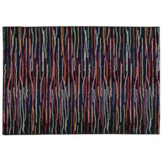 PANTONE UNIVERSE™ Expressions Multi Color Lines Rug - 9'9'' x 12'2''