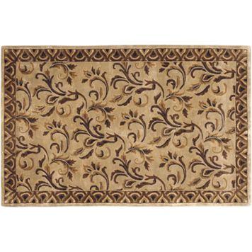 Artisan Weaver Colwood Scroll Wool Rug