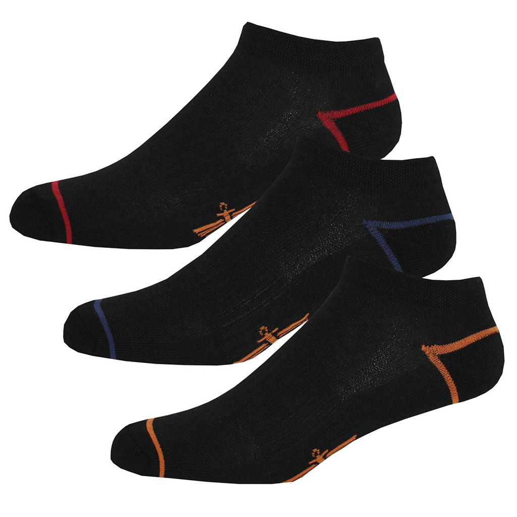 Men's Dockers® Cushioned No-Show Socks