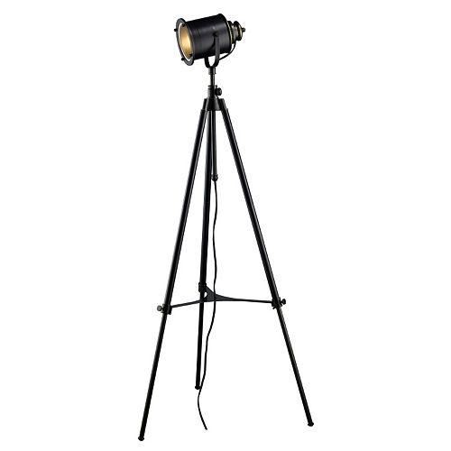 Dimond Ethan LED Adjustable Tripod Floor Lamp