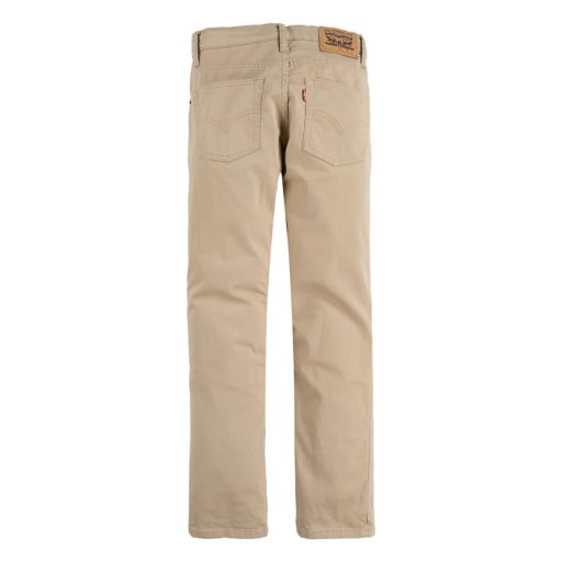 Boys 8-20 Levi's® 511™ Sueded Twill Pants