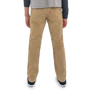 Boys 4-20 Levi's® 511? Sueded Twill Pants