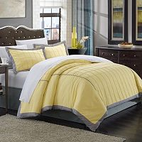 Angelina 3-pc. Duvet Cover Set