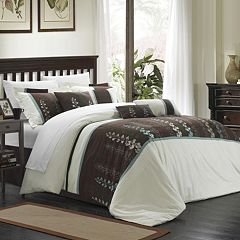 Victoria 3 pc Duvet Cover Set