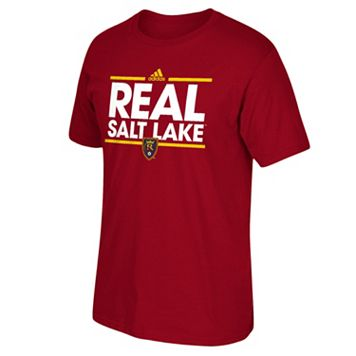 Men's adidas Real Salt Lake The Go-To Tee