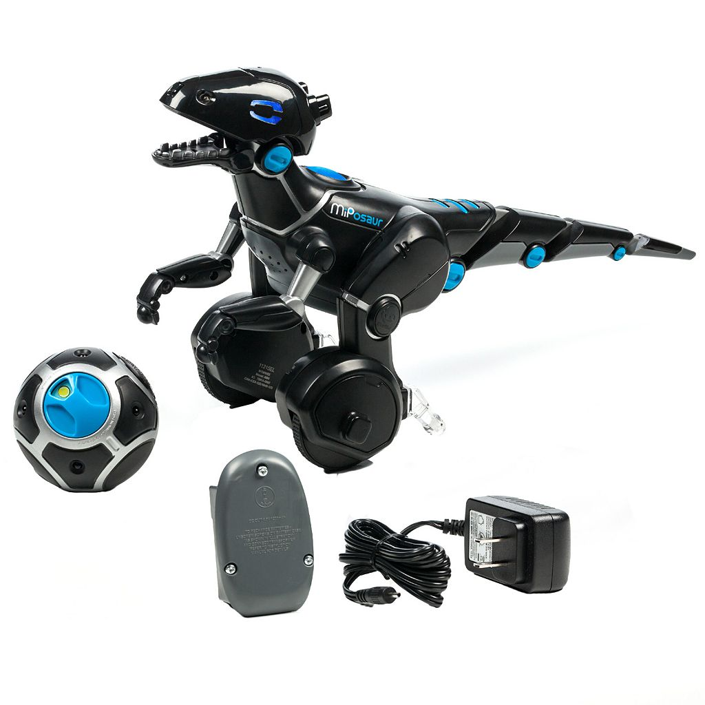 WowWee MiPosaur Robotic Dinosaur & Battery Pack