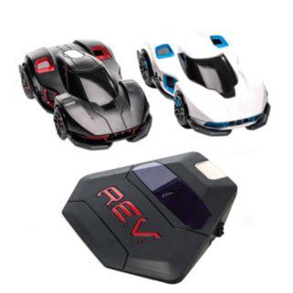WowWee R.E.V. Robotic Enhanced Vehicles Set with Ramp