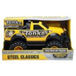 Tonka Classic Steel 4x4 Pick-Up Truck