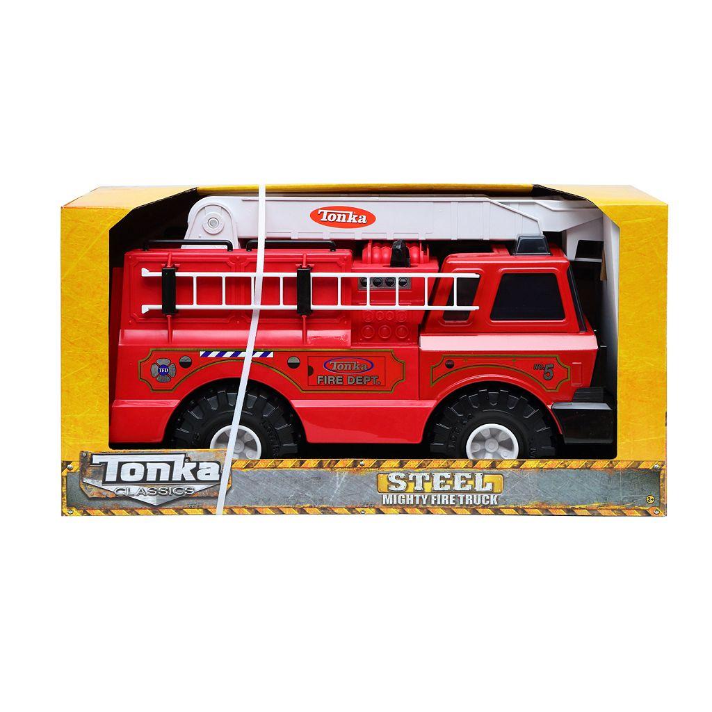 Tonka Steel Classic Fire Engine