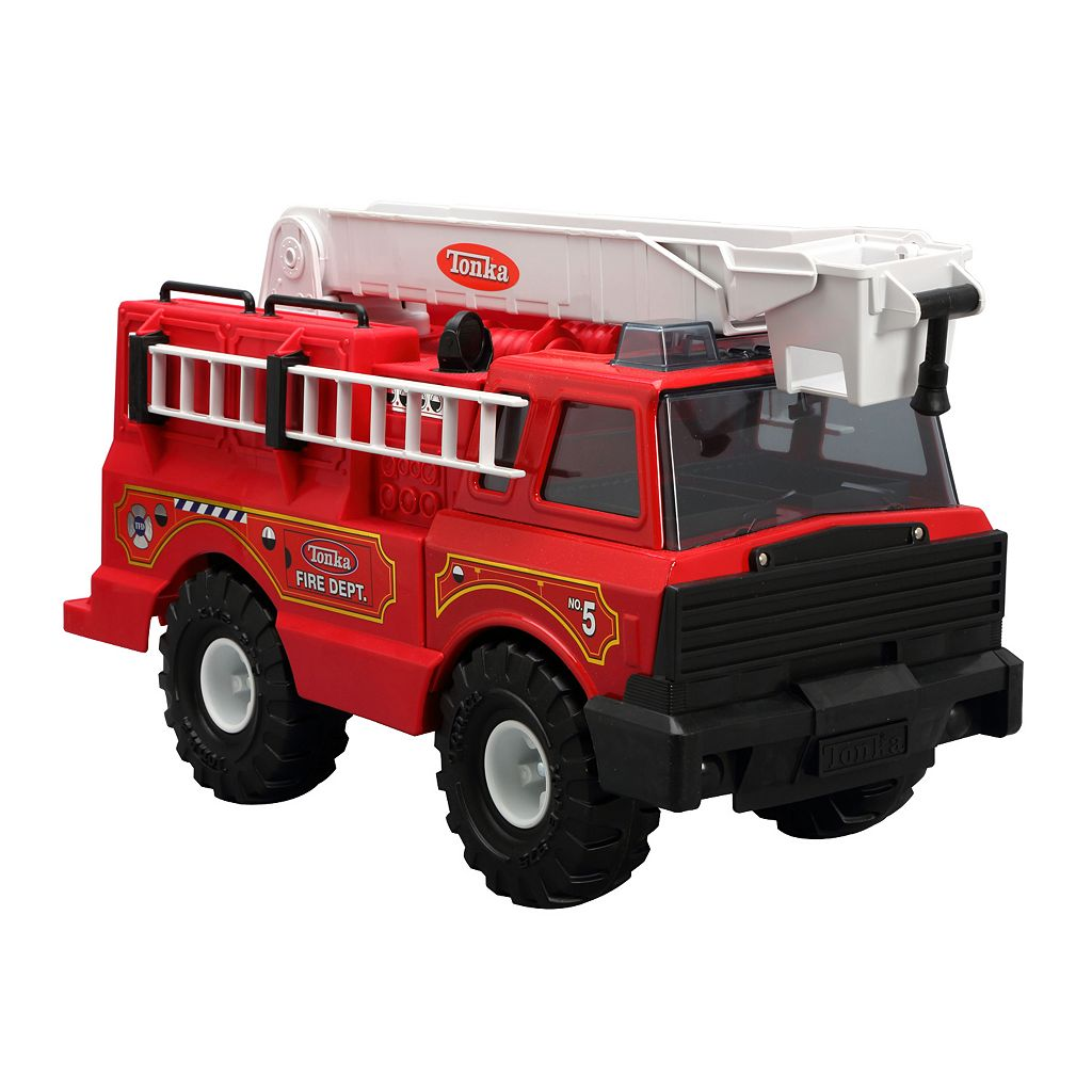 Tonka Steel Classic Fire Engine